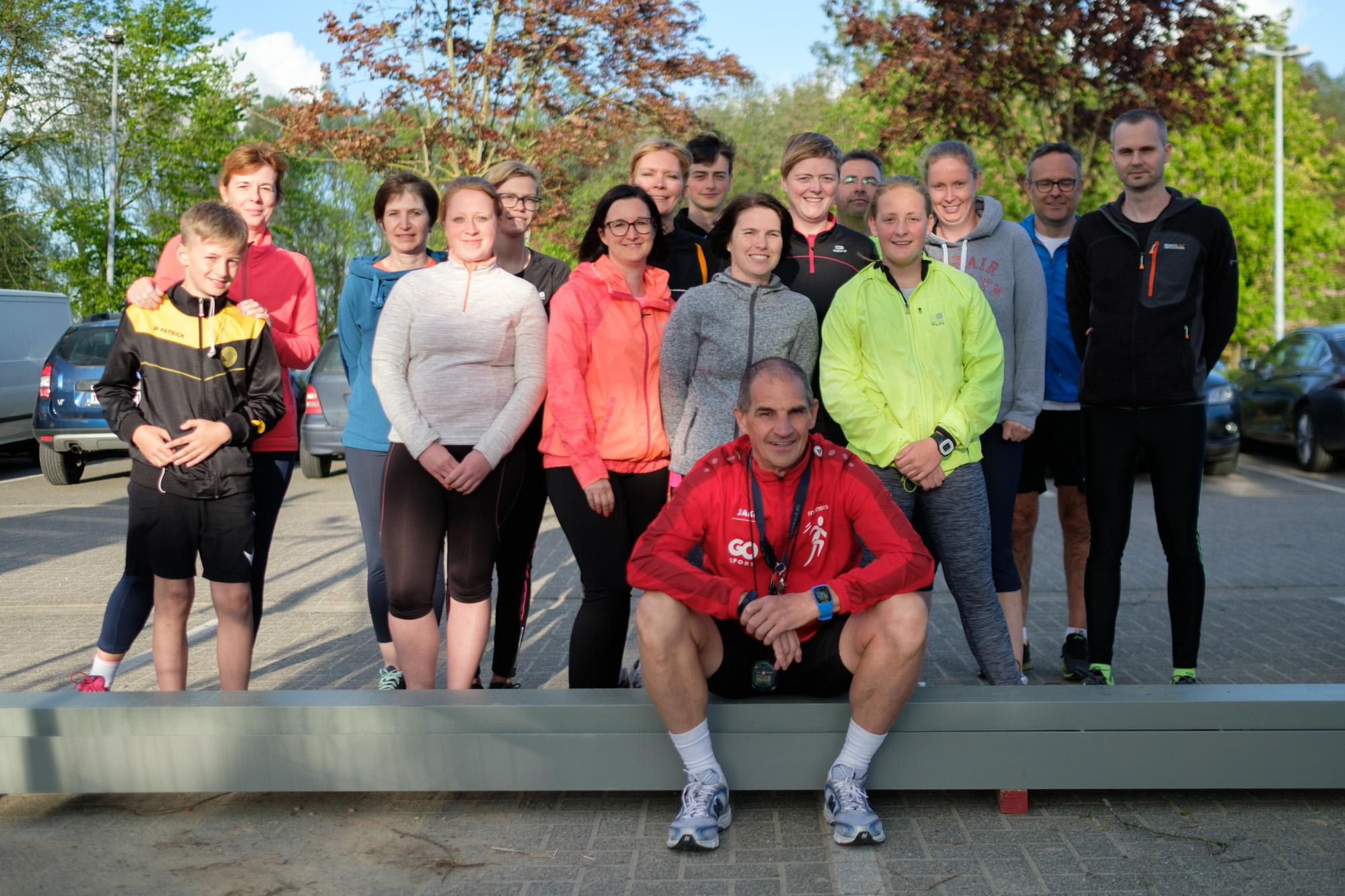 Start-to-run voorjaar 2018