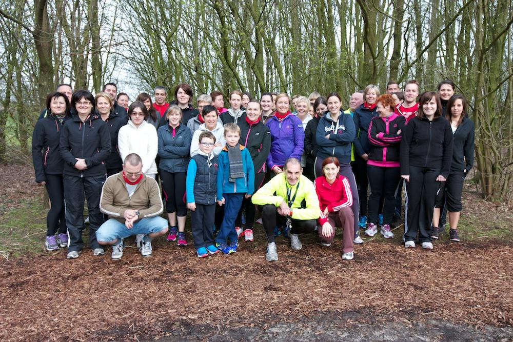Start To Run voorjaar