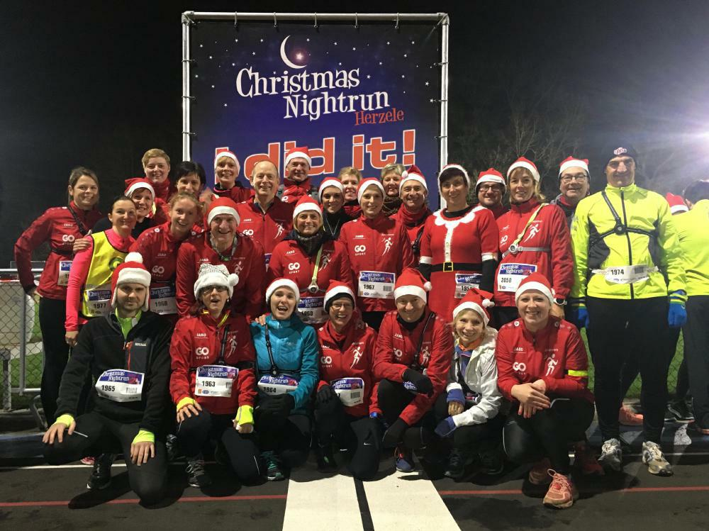 Christmas Nightrun, Herzele