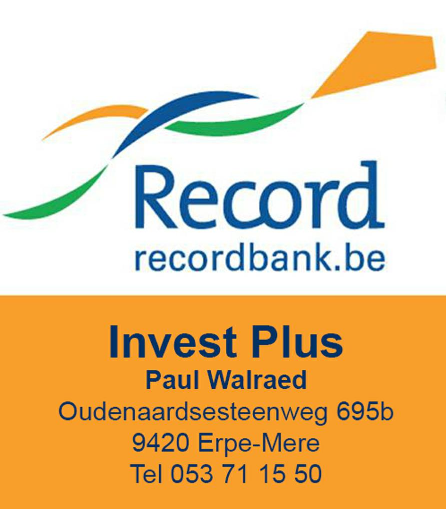 Record Bank Invest Plus